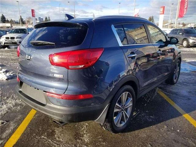 2014 Kia Sportage SX Luxury (Stk: U184405) in Calgary - Image 2 of 30