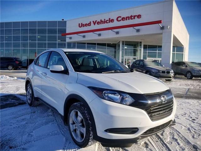 2016 Honda HR-V LX (Stk: U184416) in Calgary - Image 1 of 24