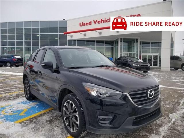 2016 Mazda CX5 GT (Stk: 6190272A) in Calgary - Image 1 of 28