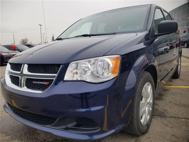 2017 Dodge Grand Caravan CVP/SXT (Stk: U184395) in Calgary - Image 24 of 25