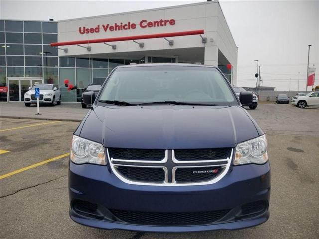2017 Dodge Grand Caravan CVP/SXT (Stk: U184395) in Calgary - Image 25 of 25