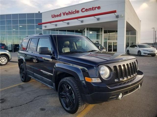 2011 Jeep Patriot Limited (Stk: U184225V) in Calgary - Image 1 of 24