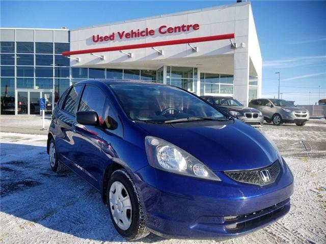 2014 Honda Fit DX-A (Stk: 6181371A) in Calgary - Image 1 of 23