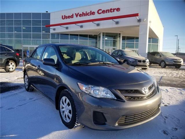 2013 Toyota Corolla  (Stk: U184310A) in Calgary - Image 1 of 23