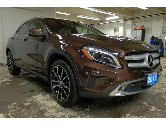 2015 Mercedes-Benz GLA-Class Base (Stk: 7831A) in Victoria - Image 1 of 24