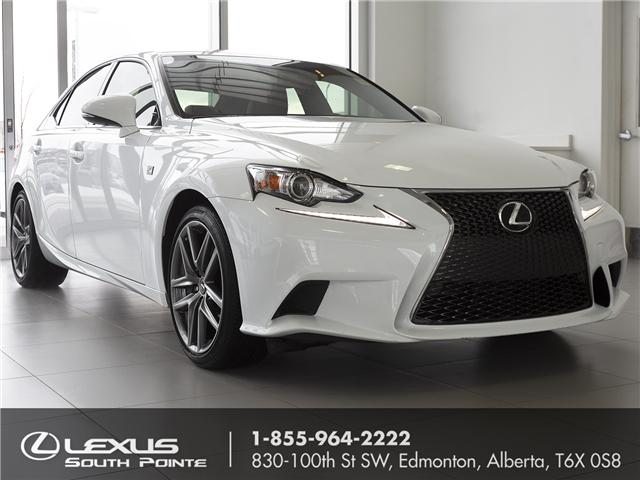 2016 Lexus IS 300 Base (Stk: L900229A) in Edmonton - Image 1 of 23