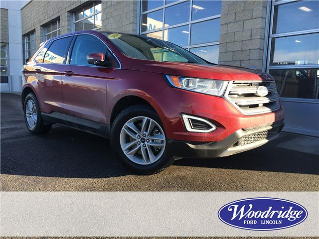2018 Ford Edge SEL (Stk: 17116) in Calgary - Image 1 of 21
