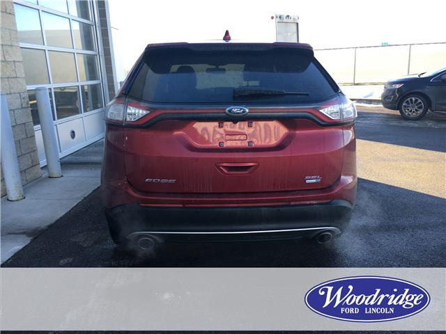 2018 Ford Edge SEL (Stk: 17116) in Calgary - Image 6 of 21