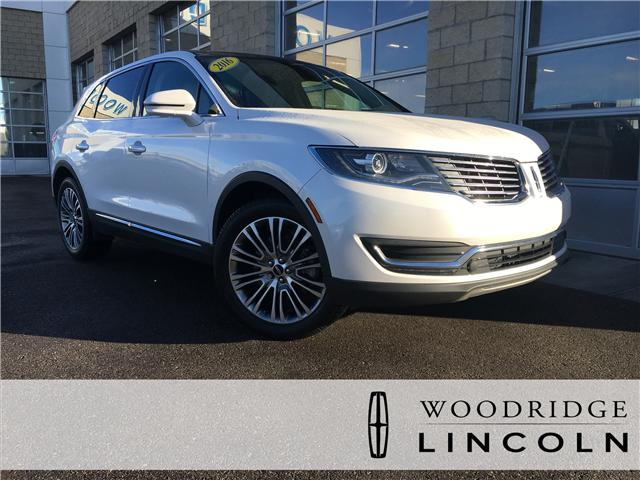 2016 Lincoln MKX Reserve (Stk: 17123) in Calgary - Image 1 of 20