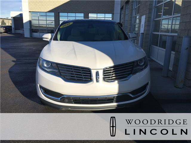 2016 Lincoln MKX Reserve (Stk: 17123) in Calgary - Image 4 of 20