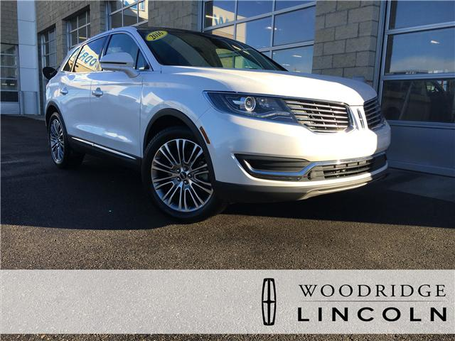 2016 Lincoln MKX Reserve (Stk: 17122) in Calgary - Image 1 of 20