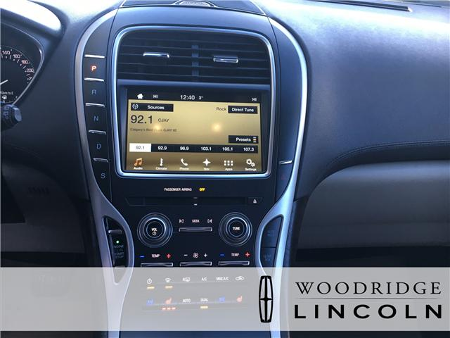 2016 Lincoln MKX Reserve (Stk: 17123) in Calgary - Image 12 of 20