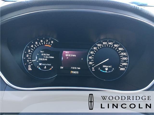 2016 Lincoln MKX Reserve (Stk: 17123) in Calgary - Image 19 of 20