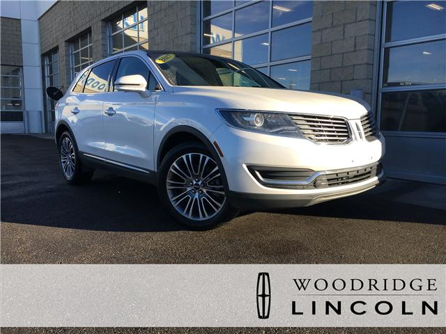 2016 Lincoln MKX Reserve (Stk: K-159A) in Calgary - Image 1 of 20