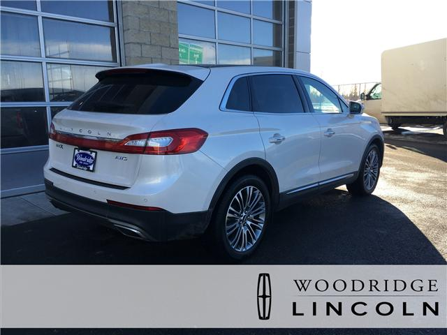 2016 Lincoln MKX Reserve (Stk: K-159A) in Calgary - Image 3 of 20