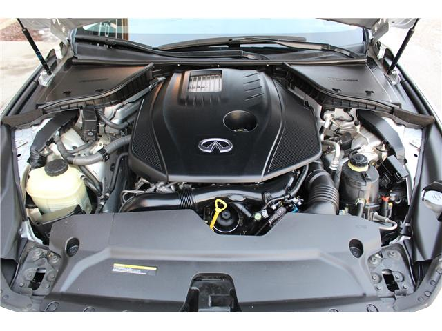 2016 Infiniti Q50 2.0T Base (Stk: 251170) in Saskatoon - Image 28 of 29