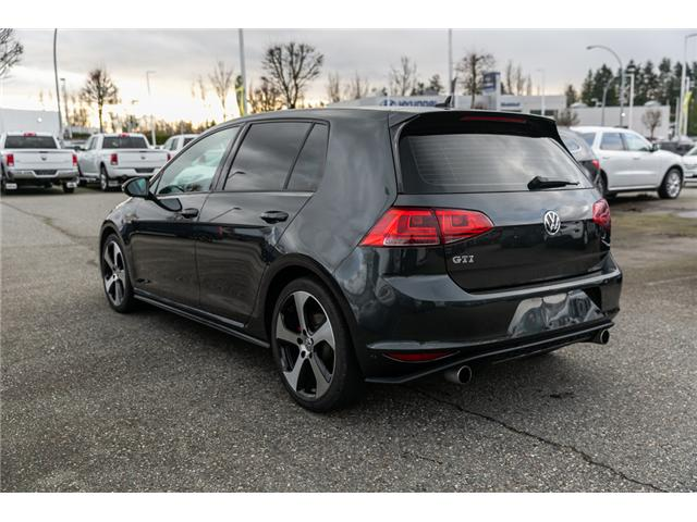 2015 Volkswagen Golf GTI 5-Door Autobahn (Stk: AG0911A) in Abbotsford - Image 4 of 22