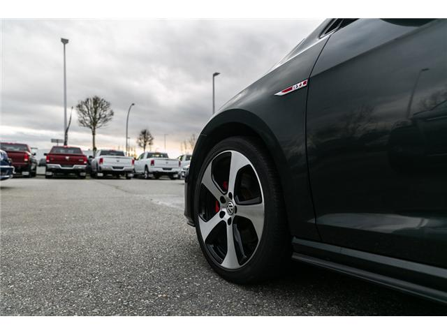 2015 Volkswagen Golf GTI 5-Door Autobahn (Stk: AG0911A) in Abbotsford - Image 10 of 22