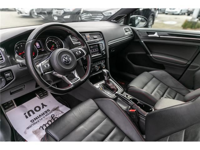 2015 Volkswagen Golf GTI 5-Door Autobahn (Stk: AG0911A) in Abbotsford - Image 14 of 22