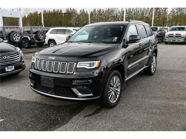 2018 Jeep Grand Cherokee Summit (Stk: J433470A) in Abbotsford - Image 3 of 24