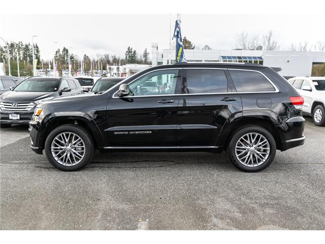 2018 Jeep Grand Cherokee Summit (Stk: J433470A) in Abbotsford - Image 4 of 24