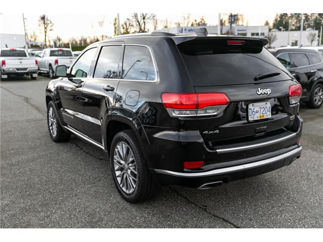 2018 Jeep Grand Cherokee Summit (Stk: J433470A) in Abbotsford - Image 5 of 24