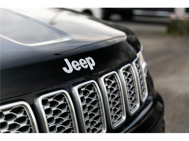 2018 Jeep Grand Cherokee Summit (Stk: J433470A) in Abbotsford - Image 9 of 24
