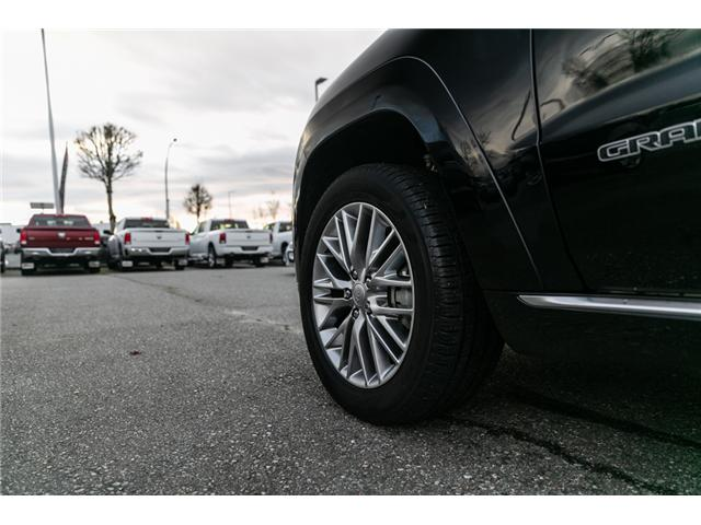 2018 Jeep Grand Cherokee Summit (Stk: J433470A) in Abbotsford - Image 11 of 24