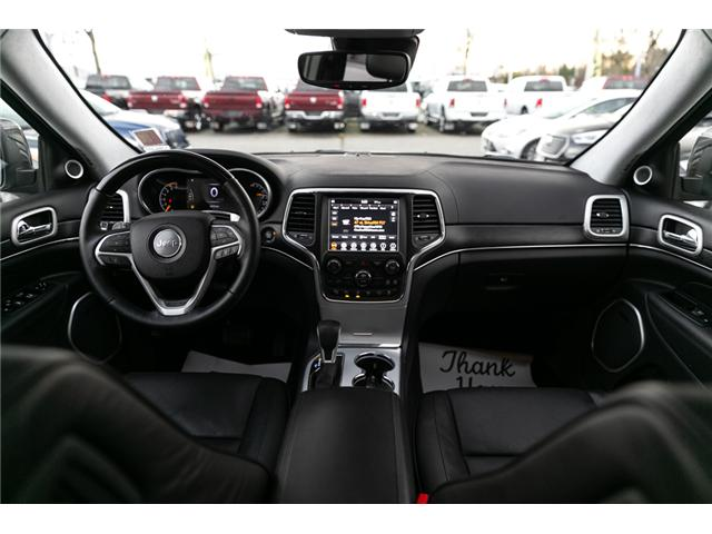 2018 Jeep Grand Cherokee Summit (Stk: J433470A) in Abbotsford - Image 14 of 24
