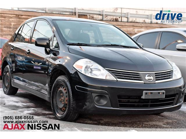 2008 Nissan Versa 1.8S (Stk: T934A) in Ajax - Image 1 of 17