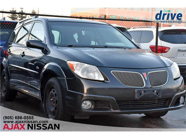 2005 Pontiac Vibe Base (Stk: T317A) in Ajax - Image 1 of 14