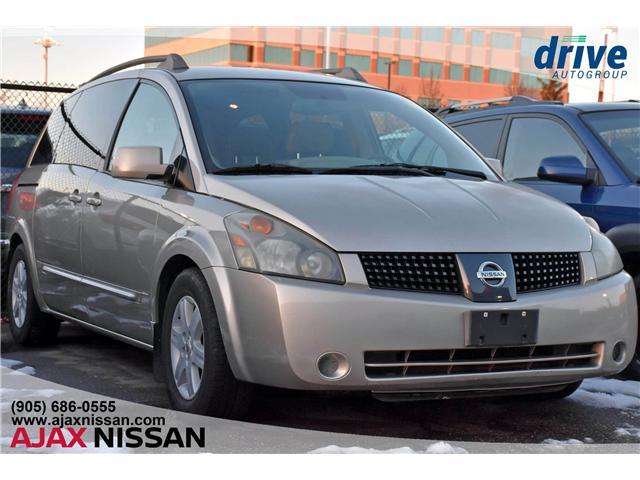 2005 Nissan Quest 3.5 SL (Stk: U071A) in Ajax - Image 1 of 13