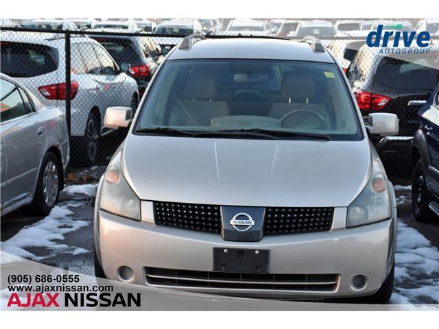 2005 Nissan Quest 3.5 SL (Stk: U071A) in Ajax - Image 2 of 13