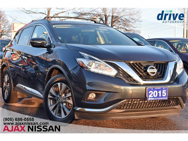 2015 Nissan Murano SV (Stk: U106A) in Ajax - Image 1 of 28