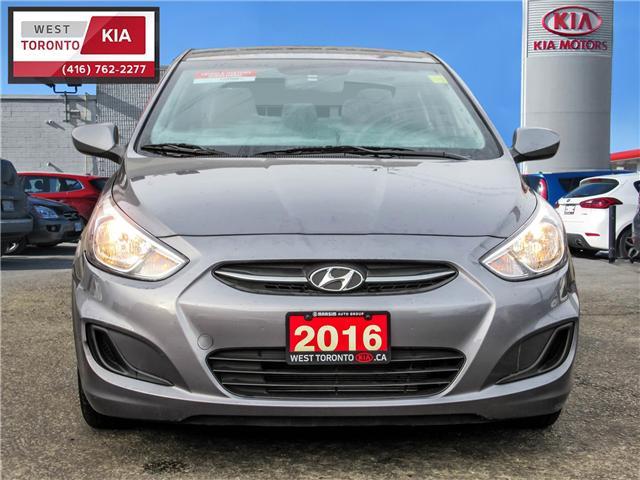 2016 Hyundai Accent SE (Stk: P434) in Toronto - Image 2 of 20