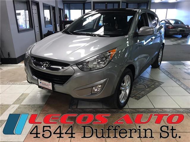 2013 Hyundai Tucson  (Stk: 597074) in Toronto - Image 1 of 14
