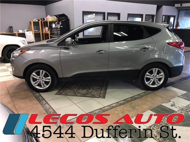 2013 Hyundai Tucson  (Stk: 597074) in Toronto - Image 2 of 14