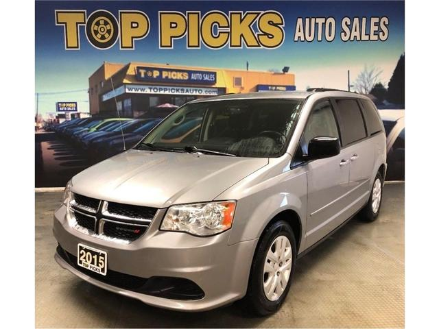 2015 Dodge Grand Caravan SE/SXT (Stk: 515495) in NORTH BAY - Image 1 of 25