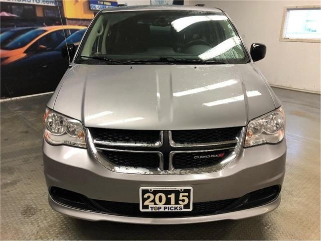 2015 Dodge Grand Caravan SE/SXT (Stk: 515495) in NORTH BAY - Image 2 of 25