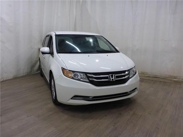 2015 Honda Odyssey EX (Stk: 18122696) in Calgary - Image 1 of 30