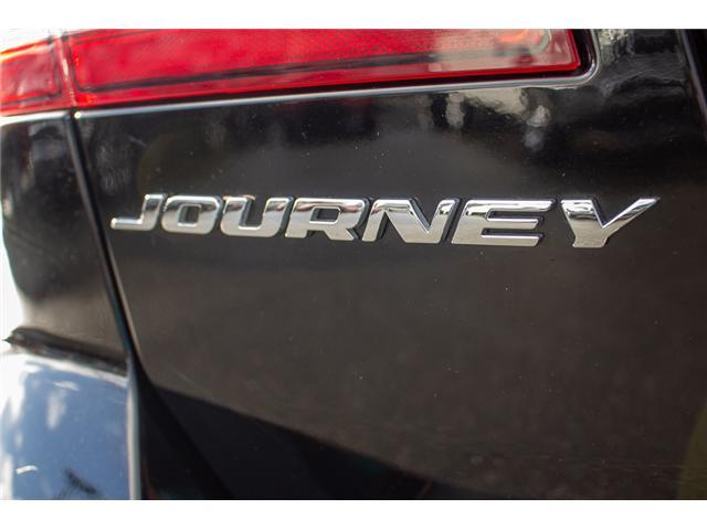 2016 Dodge Journey Crossroad (Stk: EE896720A) in Surrey - Image 6 of 29