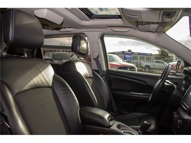 2016 Dodge Journey Crossroad (Stk: EE896720A) in Surrey - Image 19 of 29