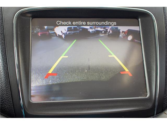 2016 Dodge Journey Crossroad (Stk: EE896720A) in Surrey - Image 26 of 29