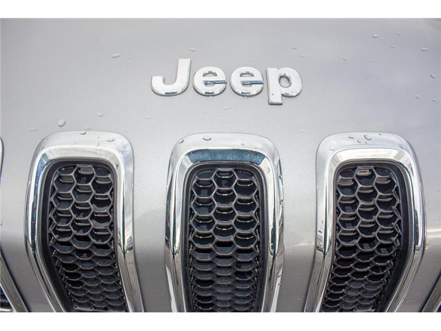 2016 Jeep Cherokee Sport (Stk: EE900270) in Surrey - Image 6 of 27