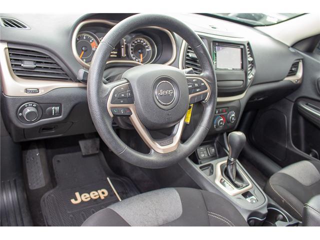 2016 Jeep Cherokee Sport (Stk: EE900270) in Surrey - Image 11 of 27
