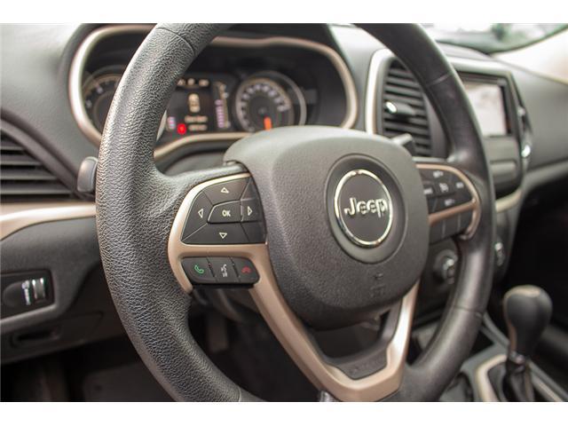 2016 Jeep Cherokee Sport (Stk: EE900270) in Surrey - Image 21 of 27