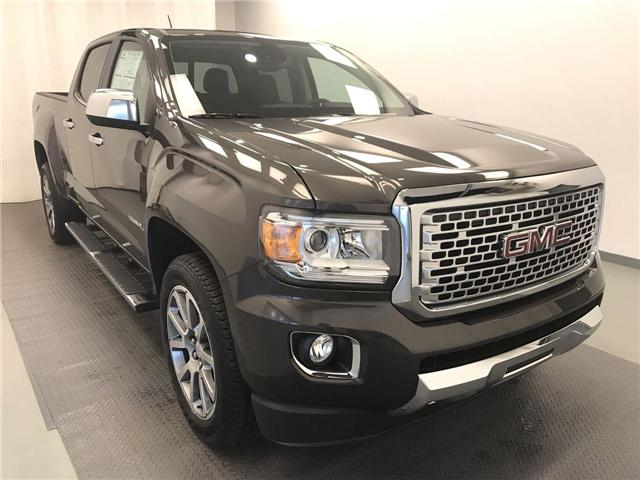 2019 GMC Canyon Denali (Stk: 201122) in Lethbridge - Image 1 of 21