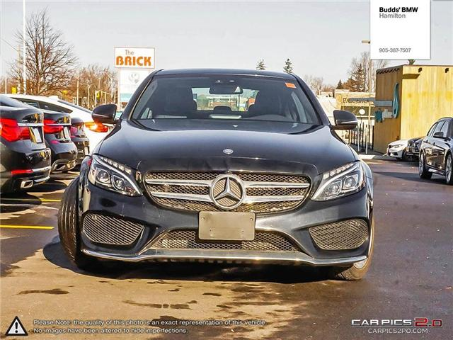 2016 Mercedes-Benz C-Class Base (Stk: T40960PA) in Hamilton - Image 2 of 23