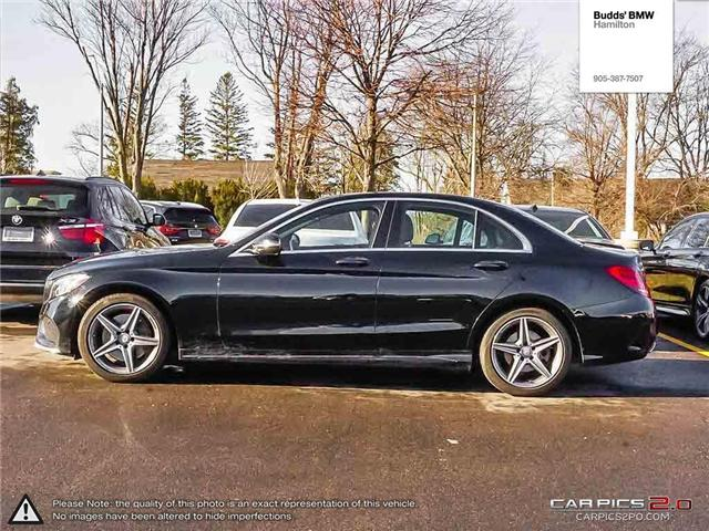 2016 Mercedes-Benz C-Class Base (Stk: T40960PA) in Hamilton - Image 3 of 23
