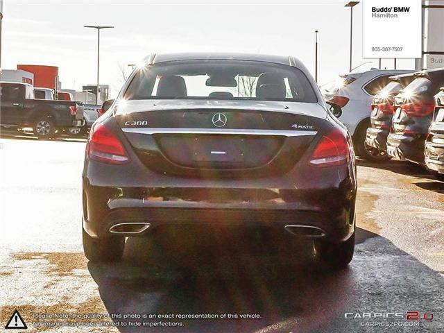 2016 Mercedes-Benz C-Class Base (Stk: T40960PA) in Hamilton - Image 5 of 23